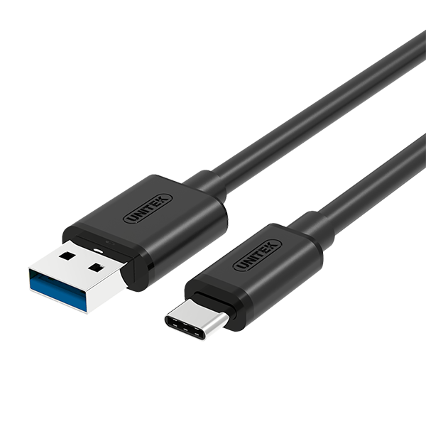 Unitek USB3.0 Type-C Cable (M) to AM 1meter (Y-C474BK)