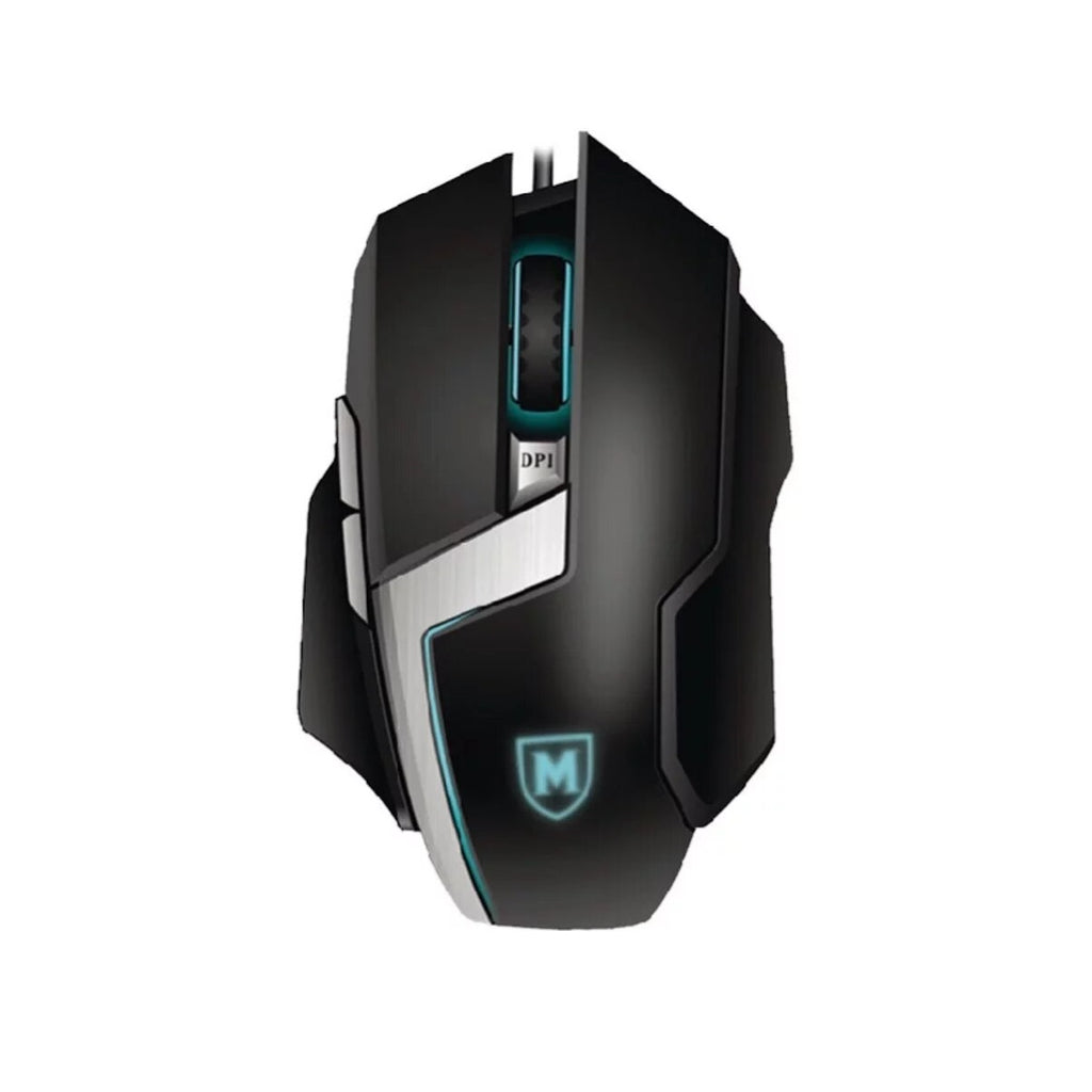 Micropack G860 6D Gaming Mouse - Multi Color