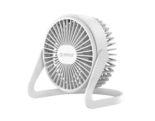 Orico FT1-2-WH Desktop USB Cooler Fan - White
