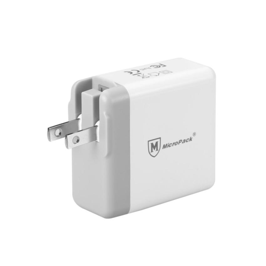 Micropack MWC-236Q3 High Performance Qualcomm 3.0 Travel Charger