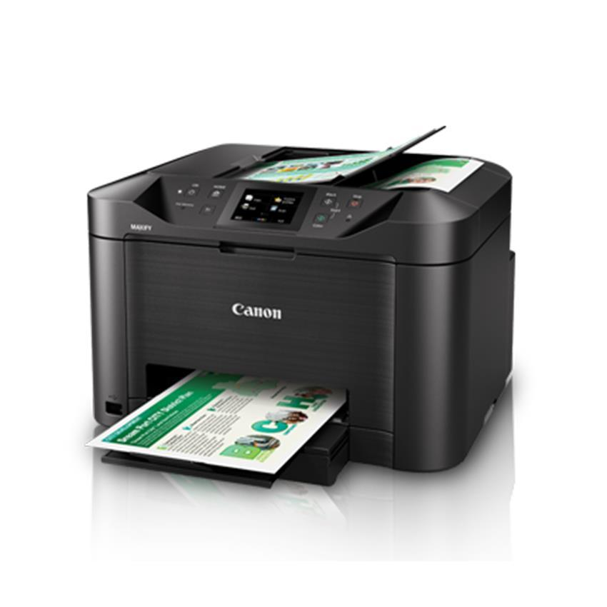 Canon Maxify MB5170 Printer ***FREE (1) blk ink 2700xl blk worth rm139