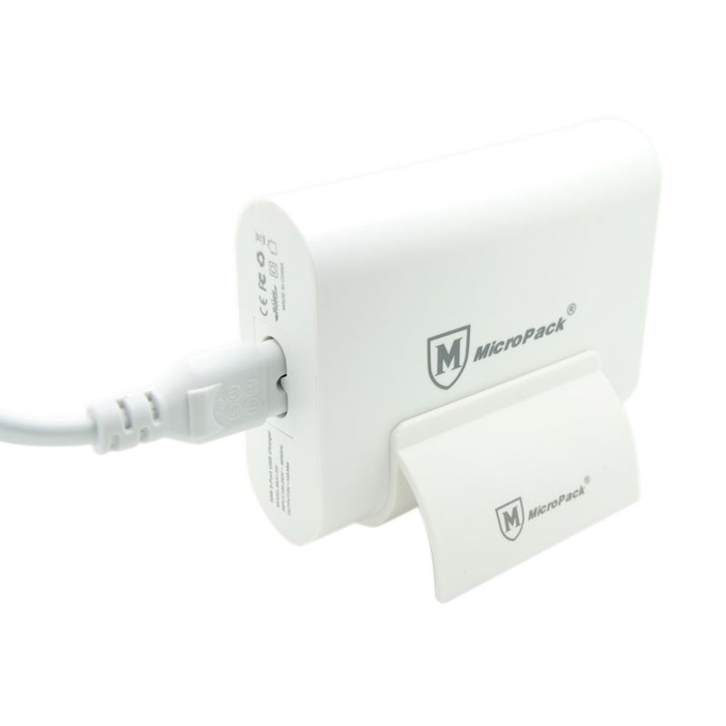 Micropack MUC-5SI Smart IC 5 Port 10A USB Charger