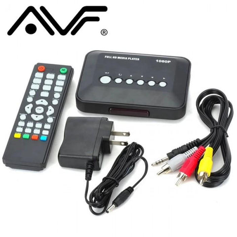 AVF AH021 FULL HD 1080P MEDIA PLAYER