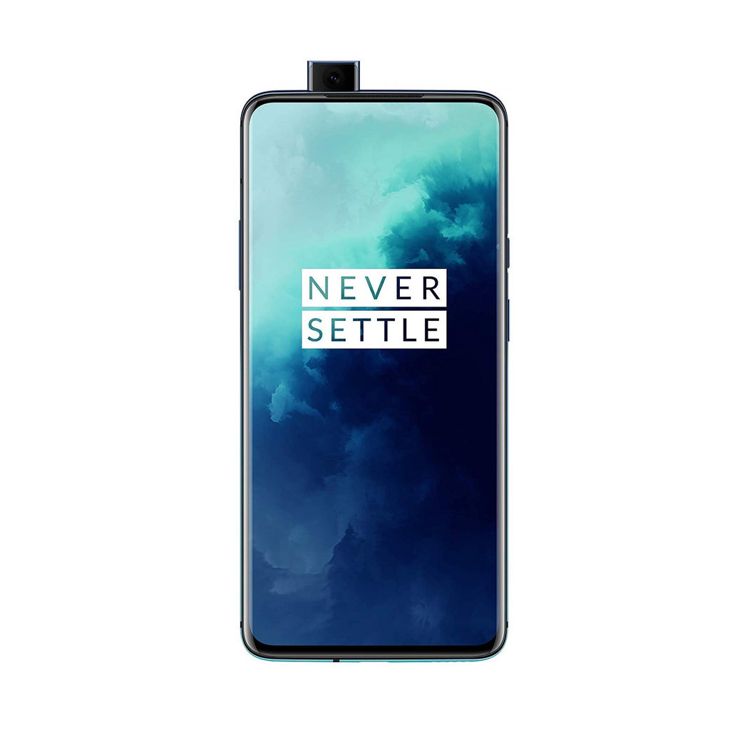 OnePlus 7T Pro (Original Malaysia Set with 2 Years Warranty) - Haze Blue