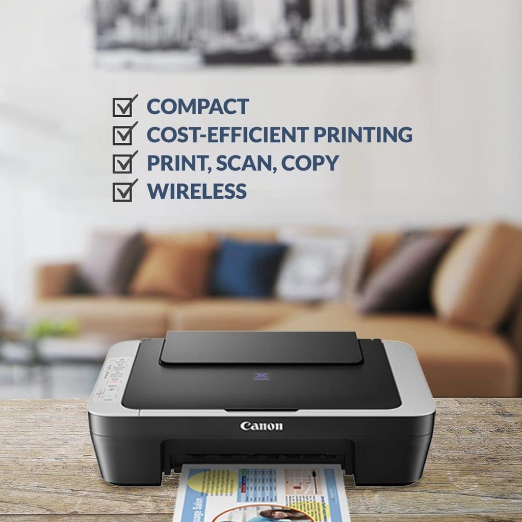 Canon PIXMA E410 All in One Printer (RM50 Cashback from Canon) (Hari Raya Sales 2020)