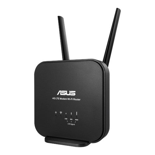 Asus Wireless N300 LTE 4G-N12 B1 Modem+Router