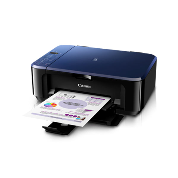 Canon Pixma E510 Ink Efficient Printer (Free Gift Canon Paper 4x6 Photo Glo GP-508 20s)