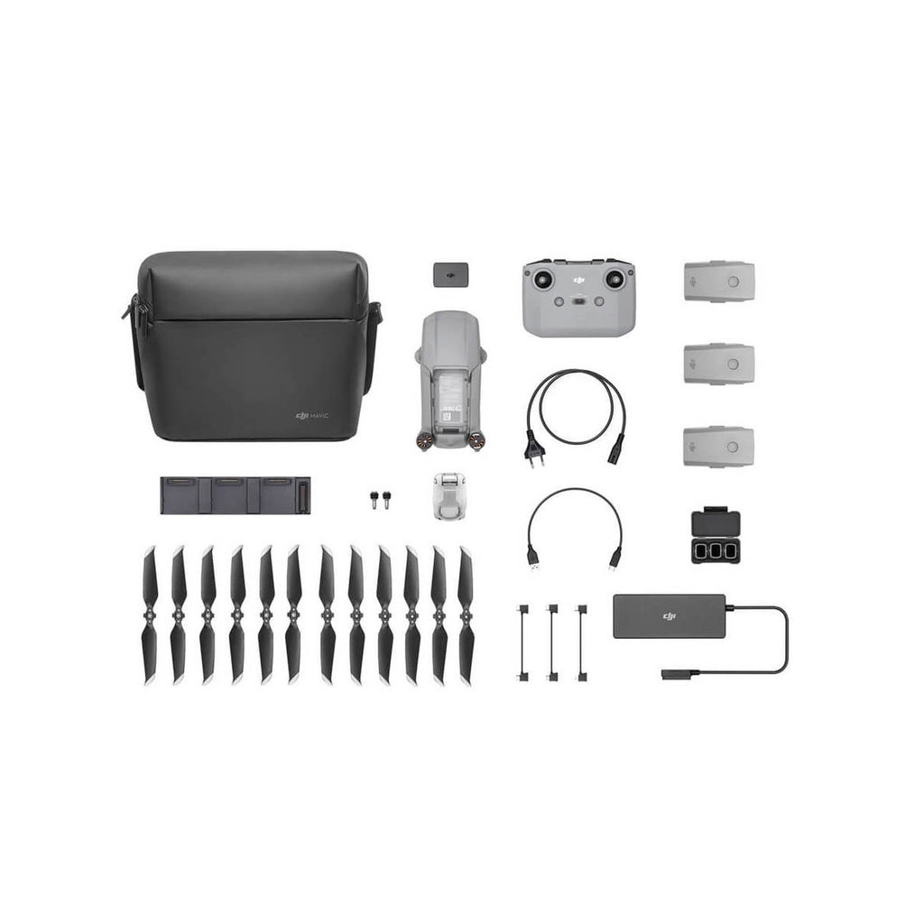 DJI Mavic Air 2 Fly More Combo - Grey