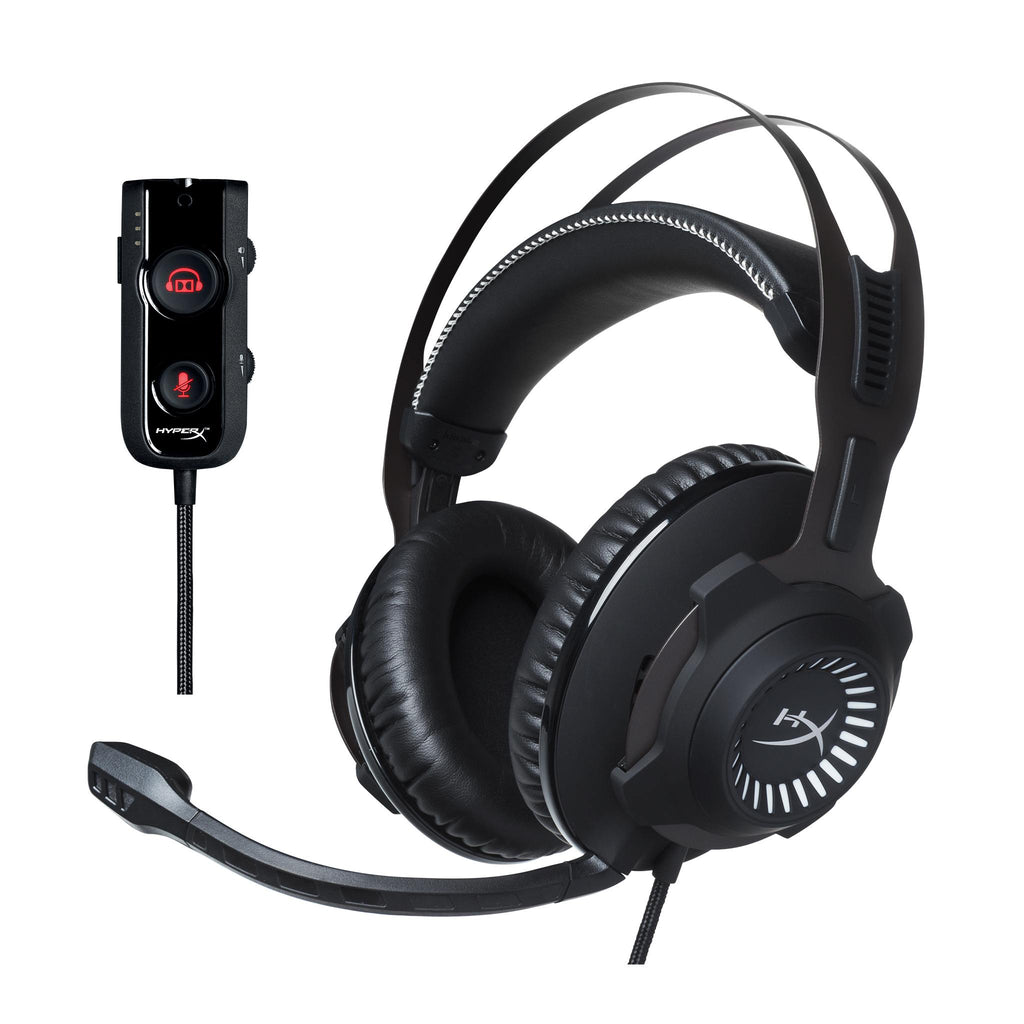 HyperX Cloud Revolver S Gaming Headset (HX-HSCRS-GM/AS) (Malaysia Day Special Promo)
