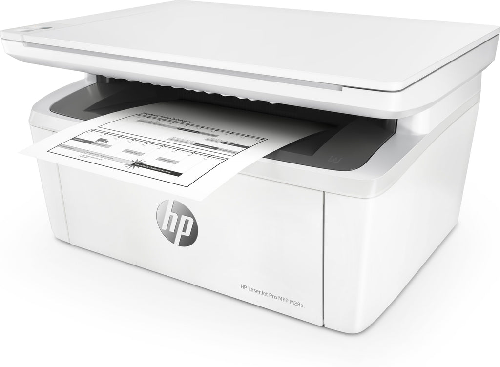 HP Laserjet Pro M28a (W2G54A) Printer