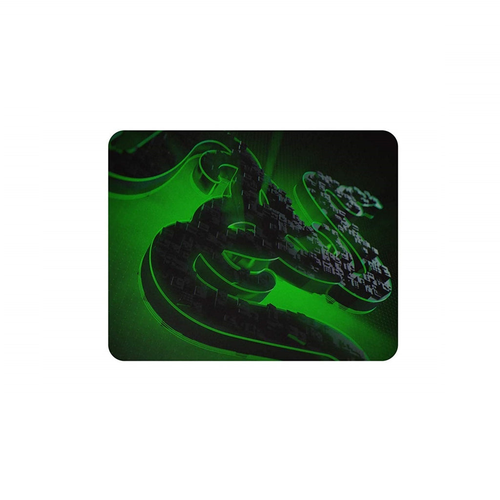 Razer Abyssus Lite Gaming Mouse + Goliathus Mobile Construct Edition Mousepad