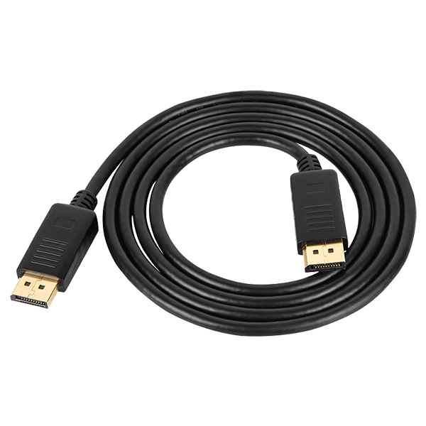 Unitek Display Port M-M 2m or 3m Cable (Y-C608BK)