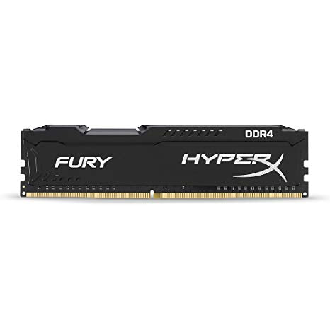 Kingston DDR4 2666Mhz HyperX Fury RAM (4GB / 8GB / 16GB)