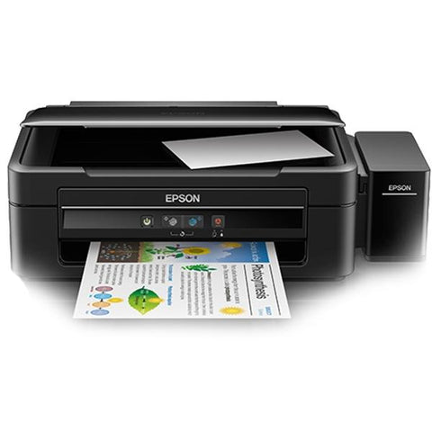 Epson Ori Ink Tank All-in-one L380 Printer ***SPECIAL PROMO [FREE 1 black ink T6641 Worth rm25]