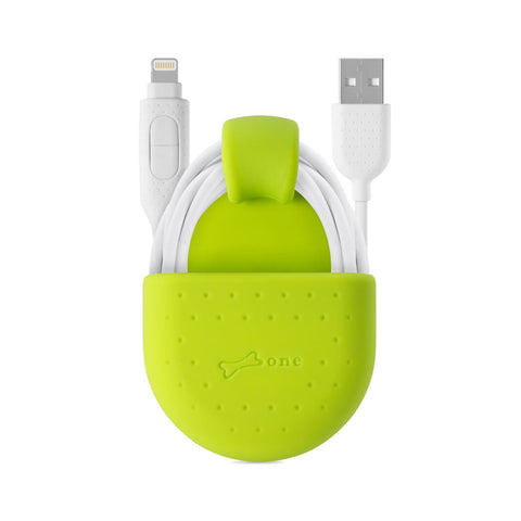 Bone iDualLink USB Lightning Charge & Sync Cable (LK16101) - Penguin