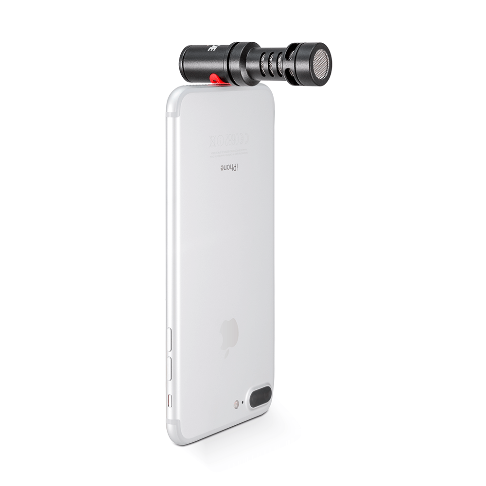 Rode ME-L Smartphones Directional Video Microphone (Lightning) (New Year Sale 2021)