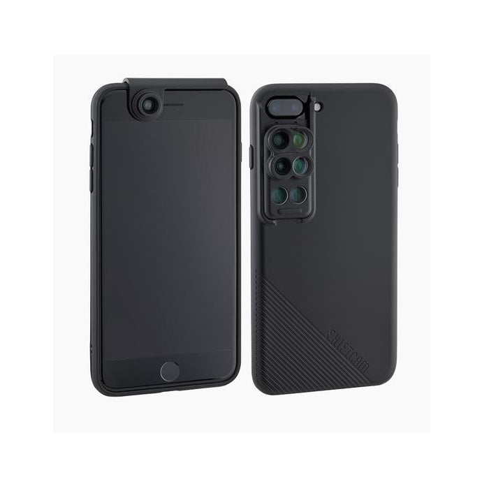 ShiftCam 6-in-1 Travel Set with Front Facing Lens (Iphone 7 Plus / Iphone 8 Plus)
