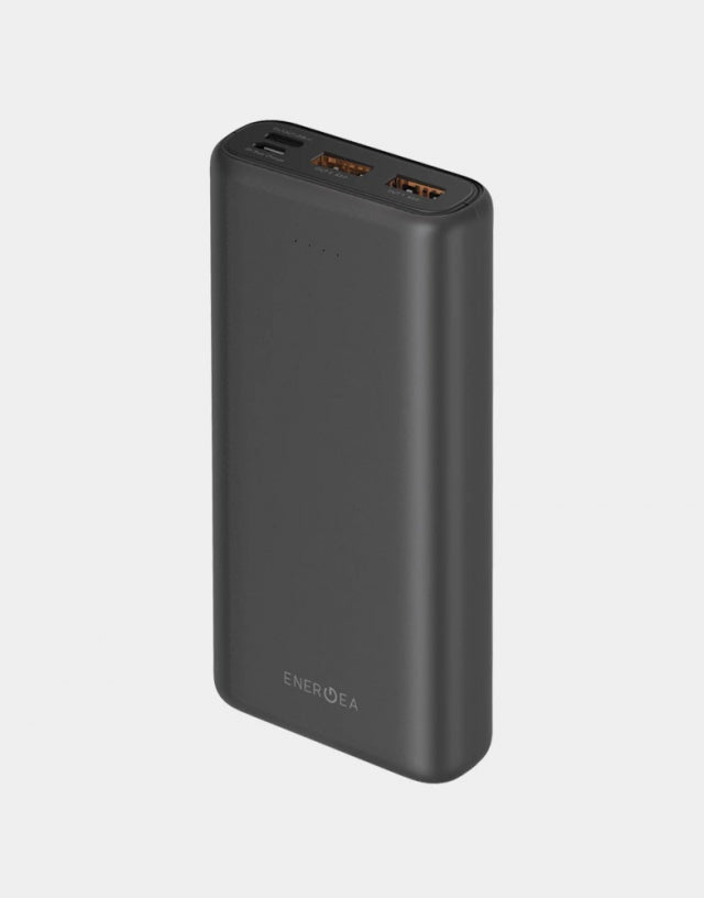 Energea Compac Ultra CP-PQ2201 20000mAh Power Bank (Black)