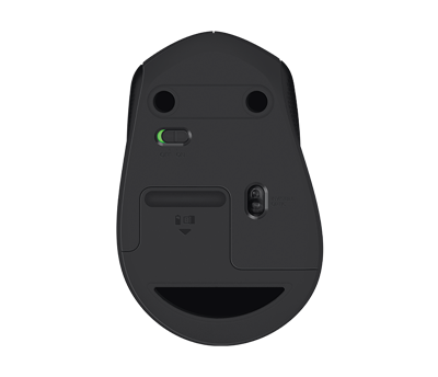 Logitech M331 Silent Plus Wireless Mouse (New Year Sale 2021)
