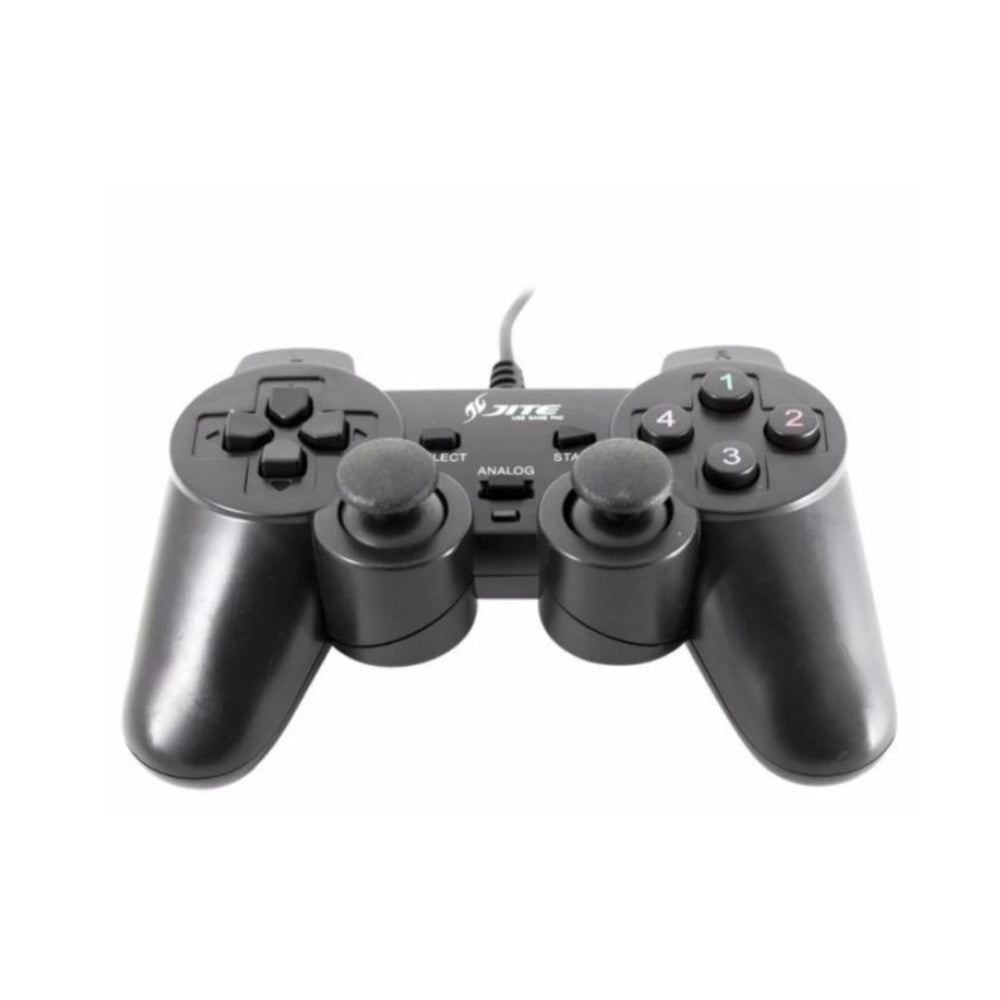 Jite Wired USB Game Pad - Twin Pack (KD-208B)