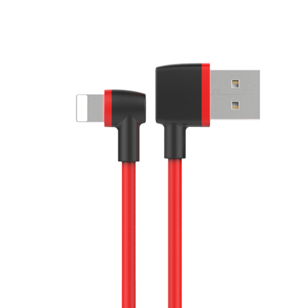 Unitek L-Shape USB Lightning Cable (C4047RD)