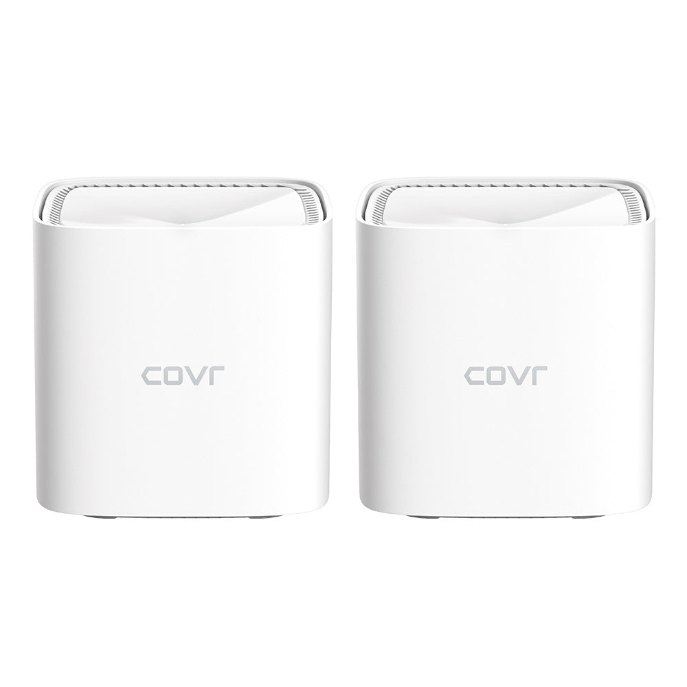 D-Link COVR-1100 AC1200 Dual-Band Mesh Wi-Fi Router (2-pack/3-pack)