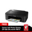 Canon Pixma E3170 Ink Efficient Printer (Free Gift Canon Paper 4x6 Photo Glo GP-508 20s worth RM12 & Canon Calculator AS-120V worth RM29))