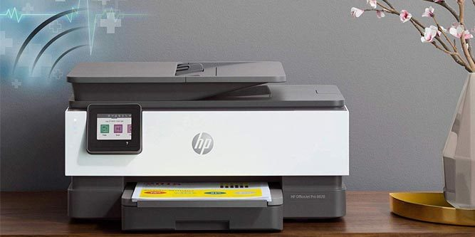 Printer HP Officejet Pro eAIO 8020 (1KR67D)