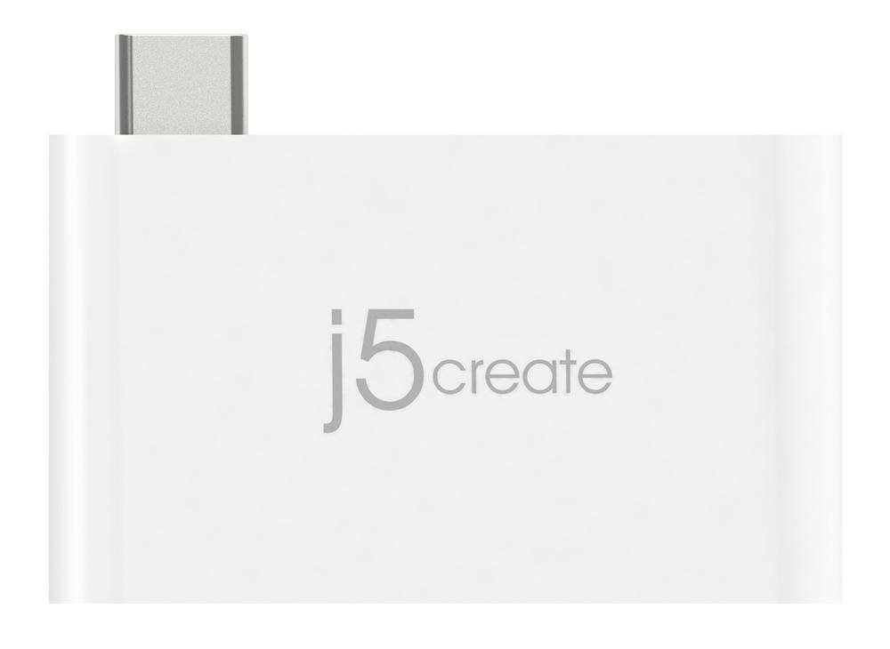 J5Create USB-C Type-C to USB 3.1 Charging Bridge JCH349