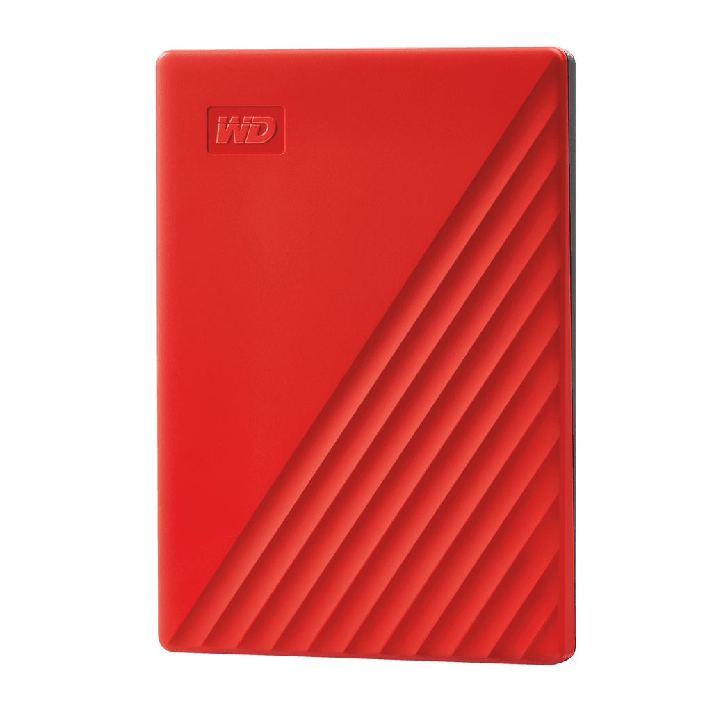 Western Digital My Passport 2TB USB 3.0 External Hard Drives New Design (WDBYVG0020)