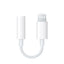 Apple Lightning to 3.5mm Headphone Jack Adapter (MMX62ZA/A)