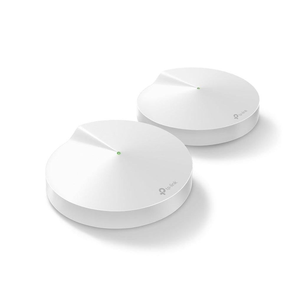 TP-Link Deco M5 AC1300 Dual Band Whole Home Mesh WiFi System (2-Pack / 3-Pack)