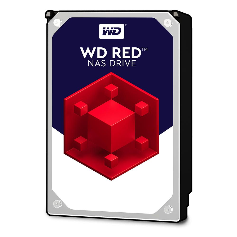 Western Digital Red NAS Hard Drive (WD10EFRX/WD20EFAX/WD30EFRX/WD40EFRX)