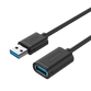 Unitek USB 3.0 Extension Cable AM-AF, 1meter (Y-C457GBK)
