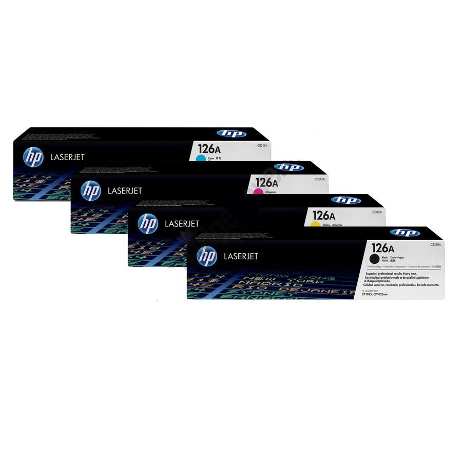 HP 126A (CP1025/M175a) LaserJet Toner Cartridge