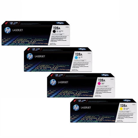 HP 128A CP1525 LaserJet Toner Cartridge Toner