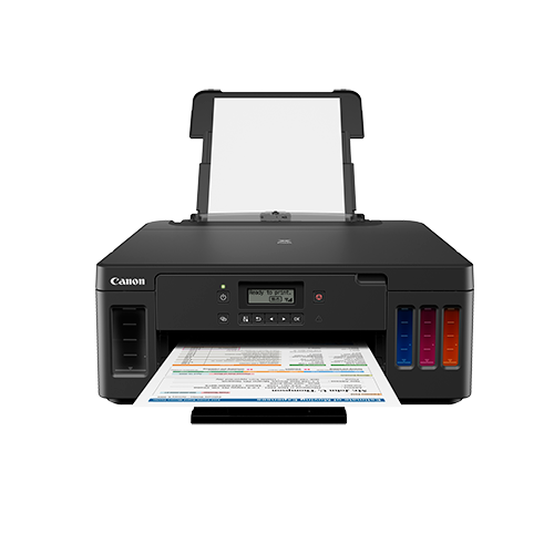 Canon PIXMA G5070 Ink Tank Wireless All-In-One Printer ( Free RM50 Touch N' Go E-Voucher from Canon)