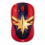 Logitech M238 Wireless USB Optical Mouse Marvel Collection - Captain Marvel (New Year Sale 2021)