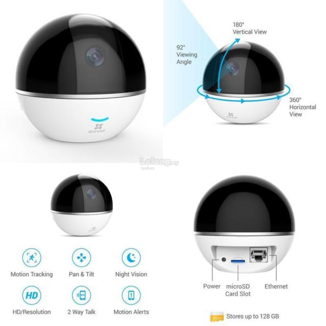 Ezviz C6T CS-CV-248 1080P Network Camera