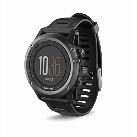 Garmin Fenix 3 HR MultiSport Watch (010-01338-2A)