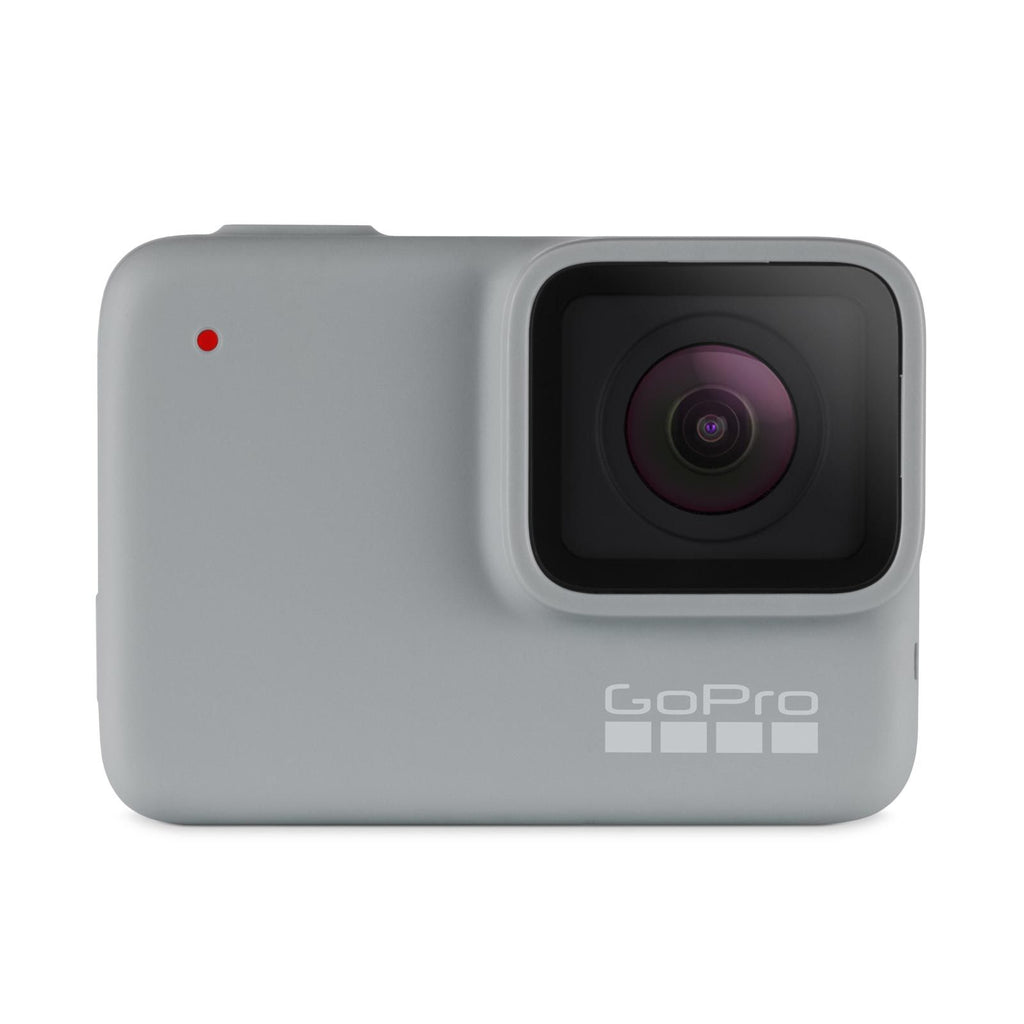 GoPro HERO7 Action Camera (White) (CHDHB-601-RW) (FREE 32GB Memory Card)