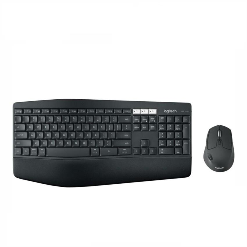 Logitech MK850 Performance Wireless Keyboard And Mouse Combo (10.10 x Halloween Month Sale)