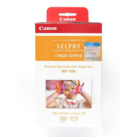 Canon Selphy RP-108 Ink Cartridge