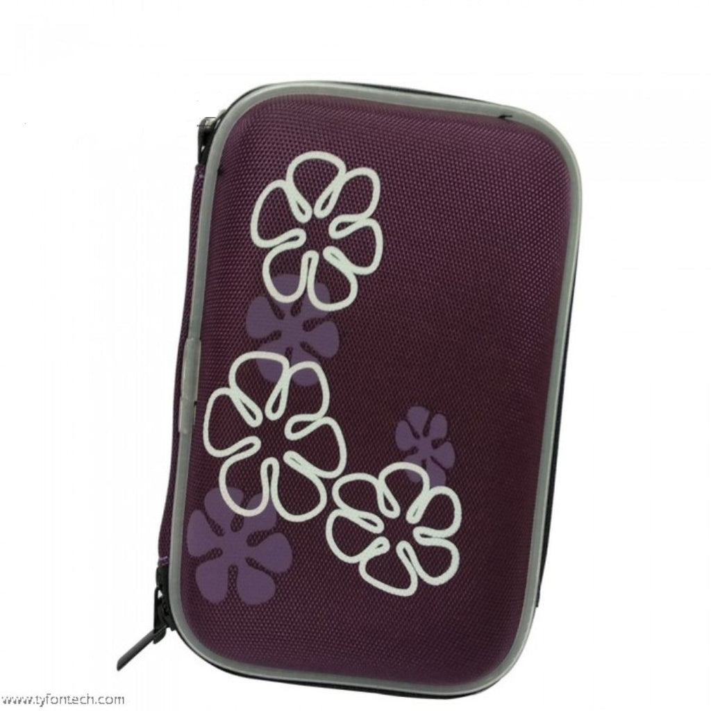 "Haing 2.5"" External Hard Disk Pouch Case Cover Assorted Color"