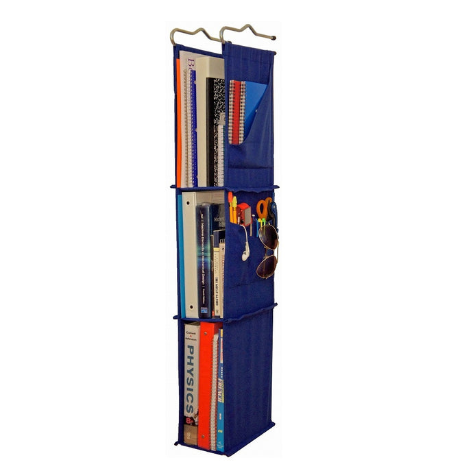 Blue Locker Ladder