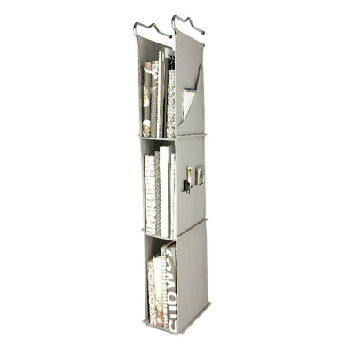 Gray Locker Ladder
