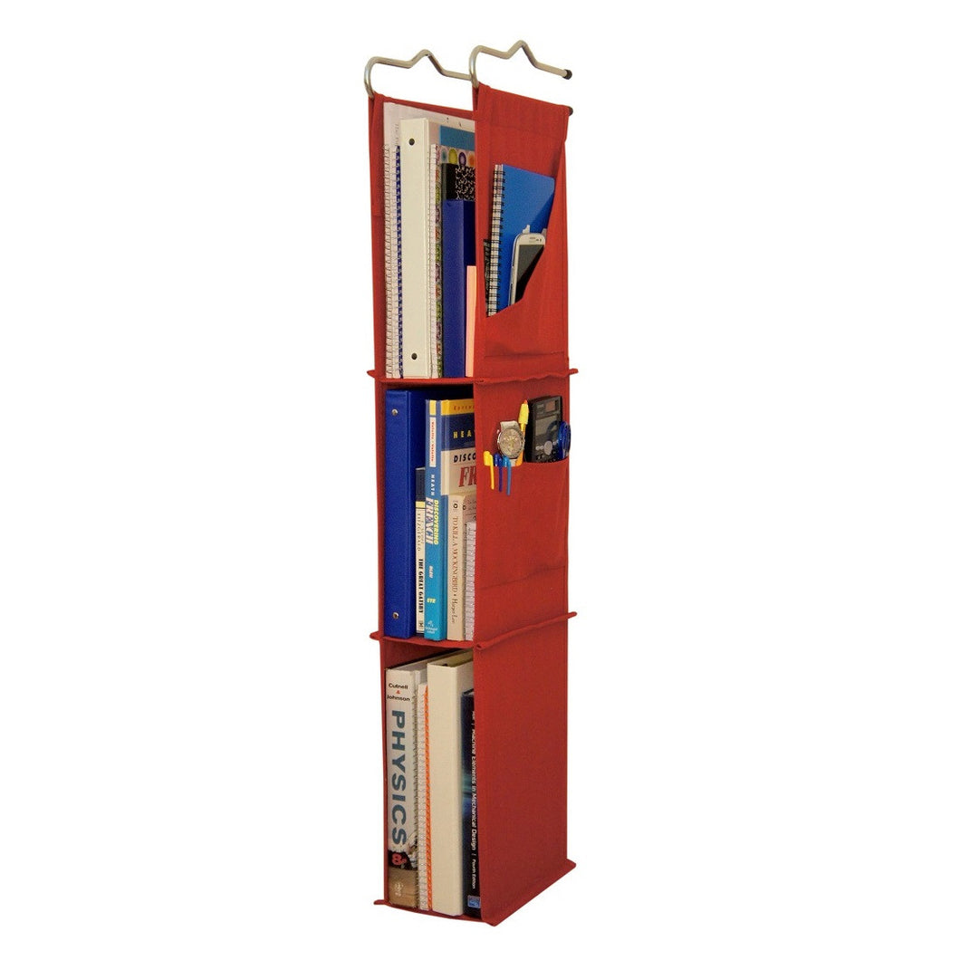Red Locker Ladder