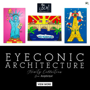 EYECONIC Architecture by Angelicque'