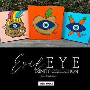 EVIL EYE Trinity Collection