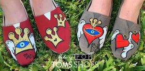 TOMS Shoes Originals by Angelicque'